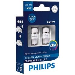 Philips Żarówki W5W LED...