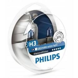 Philips Żarówki H3 Diamond...