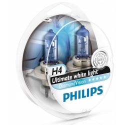 Philips Żarówki H4 Diamond...