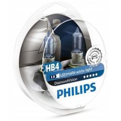 Philips Żarówki HB4 Diamond...