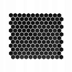 Dunin Mini Hexagon Black |...