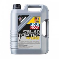 Liqui Moly 5W40 Top Tec 4100 (3701) - Olej Silnikowy | 5L