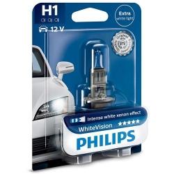 Philips Żarówka H1 White...