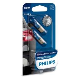 Philips Żarówki H6W White...