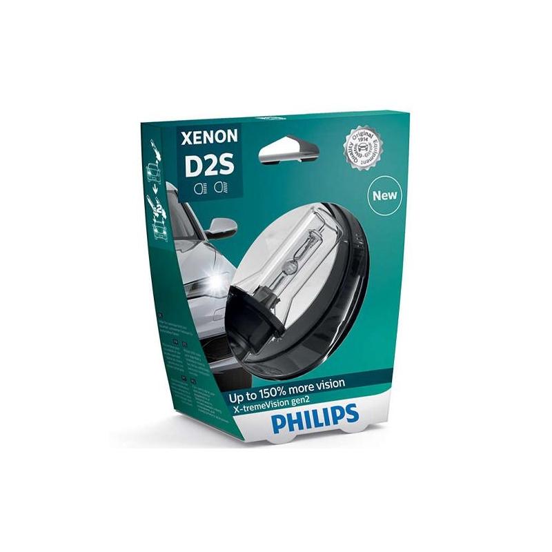 Philips Żarówka Xenon D2S...