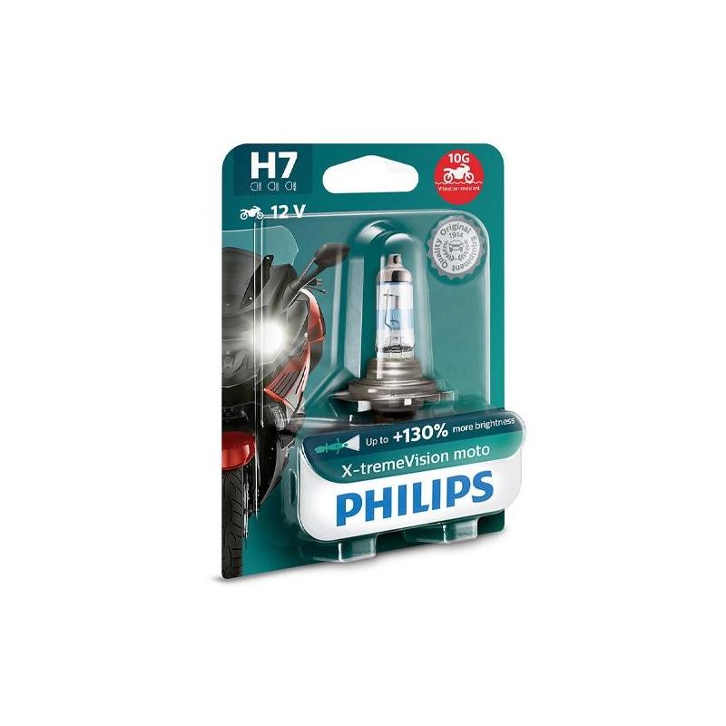 Philips Żarówka H7 X-tremeVision Moto...
