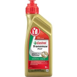 Castrol Transmax Dual Olej do Dwu-sprzęgłowych Skrzyń Biegów | 1L