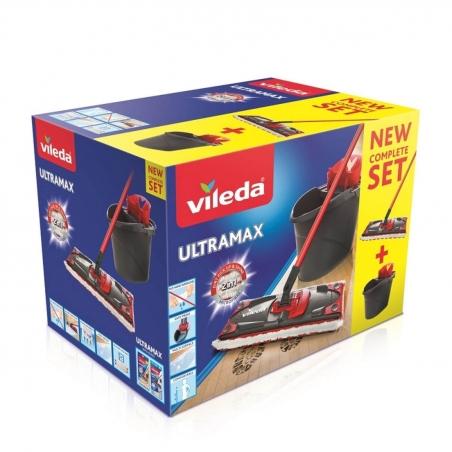 Zestaw Vileda Ultramax Box