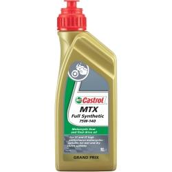 Castrol MTX Full Synthetic 75W-140 | 1L