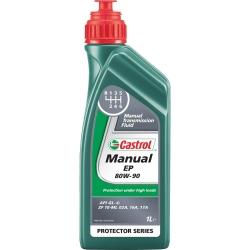 Castrol Manual EP 80W90 Olej Przekładniowy do Skrzyń Manualnych | 1L