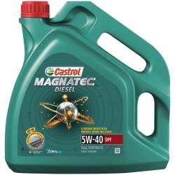 Castrol MAGNATEC Diesel 5W40 DPF | 4L