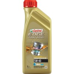 CASTROL EDGE Turbo Diesel 5W40 | 1L