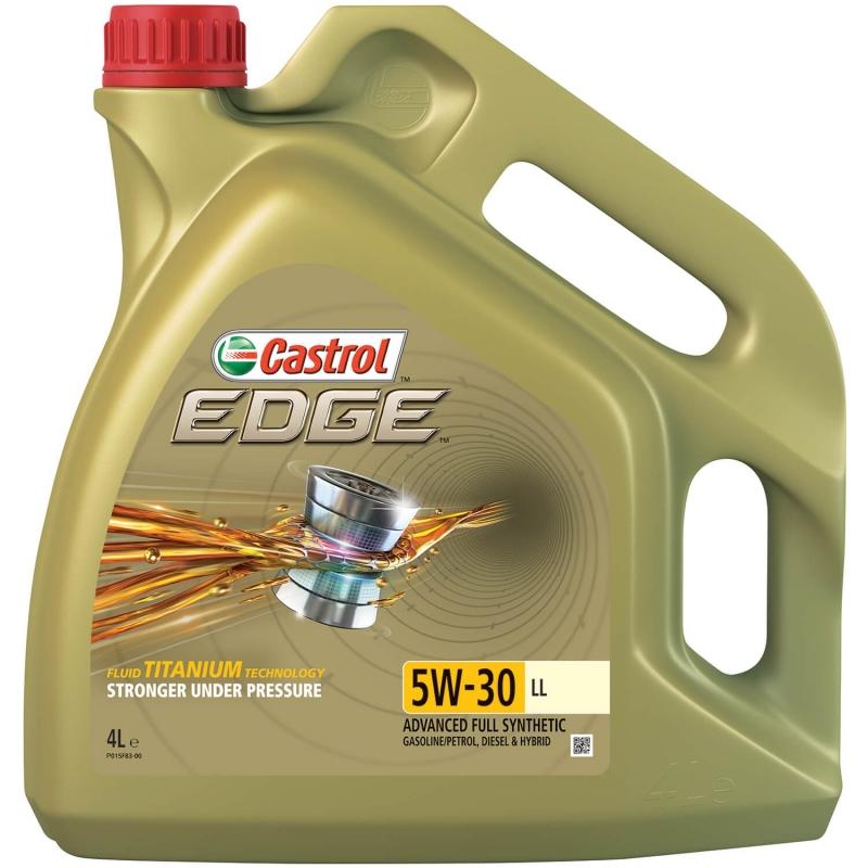 CASTROL EDGE TITANIUM FST 5W30 LL   4L
