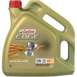 CASTROL EDGE  TITANIUM FST 0W20 LL IV | 4L