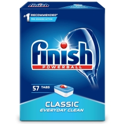 Finish Classic 57 szt. - Tabletki do Zmywarki