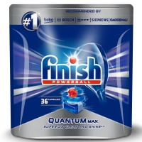 Finish Quantum Max 36 szt. - Tabletki do Zmywarki