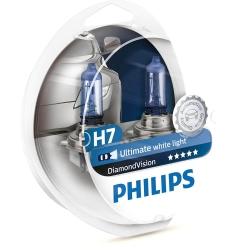 Philips H7 Diamond Vision 5000K