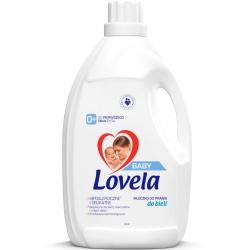 Lovela Baby - Mleczko do Prania Bieli | 2,9 l