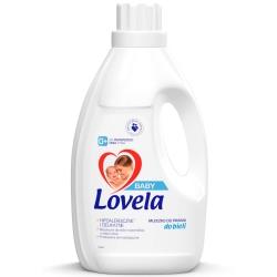 Lovela Baby - Mleczko do Prania Bieli | 1,45 l