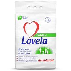 Lovela Family - Proszek do Prania Kolorów | 2,1 kg