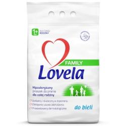 Lovela Family - Proszek do Prania Bieli | 2,1 kg