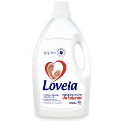 LOVELA Hipoalergiczne Mleczko do Prania Koloru | 3 L