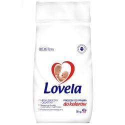 LOVELA Proszek Hipoalergiczny do Prania Koloru   5 kg