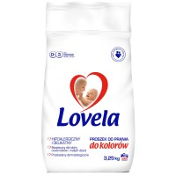 LOVELA Proszek Hipoalergiczny do Prania Koloru   3,25 kg