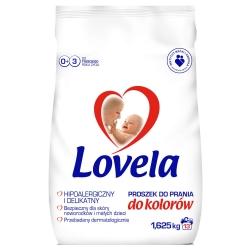 LOVELA Proszek Hipoalergiczny do Prania Koloru   1,625 kg