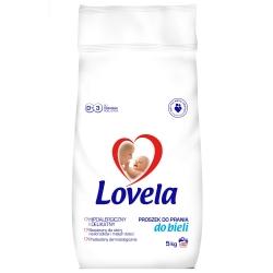 LOVELA Proszek Hipoalergiczny do Prania Bieli | 5 kg