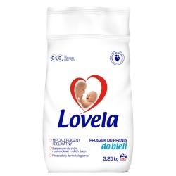 LOVELA Proszek Hipoalergiczny do Prania Bieli | 3,25 kg