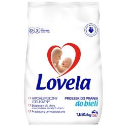 LOVELA Proszek Hipoalergiczny do Prania Bieli | 1,625 kg