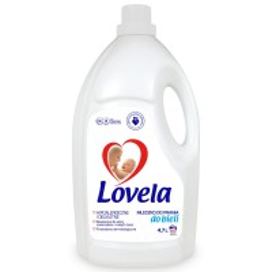 LOVELA Hipoalergiczne Mleczko do Prania Białego | 4,7 L