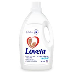 LOVELA Hipoalergiczne Mleczko do Prania Białego | 3 L