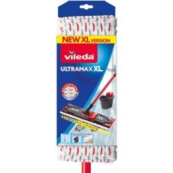 Vileda Ultramax XL - Mop Płaski z Wkładem z Mikrofibry