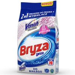Bryza Lanza Vanish Proszek do Bieli 2w1 | 70 prań