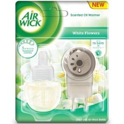 Air Wick Elektryczny Odświeżacz Białe Kwiaty