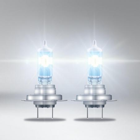 OSRAM Żarówki H7 Night Breaker Laser + 150% - podgląd oświetelnia