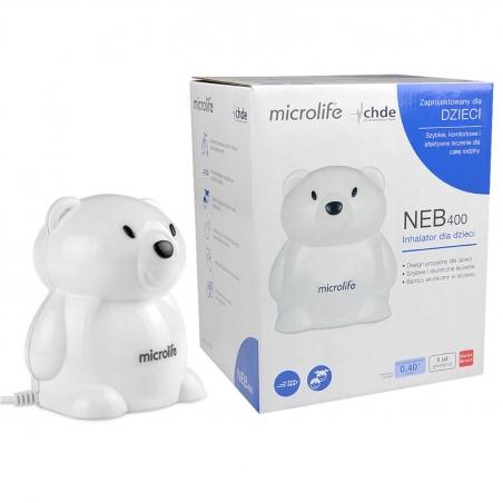 Inhalator Microlife NEB 400 Miś