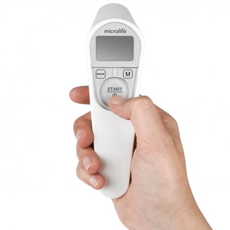 Microlife NC 200 Bezdotykowy Termometr