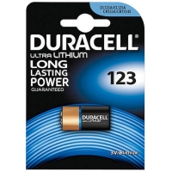 Duracell CR123 | Bateria Litowa