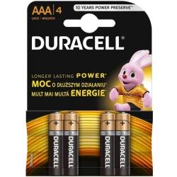 Duracell LR03 AAA | Bateria Alkaliczna