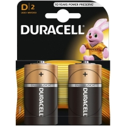 Duracell LR20 D   Bateria Alkaliczna