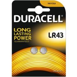 Duracell LR43 G12   Bateria Alkaliczna