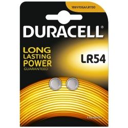 Duracell LR54 G10   Bateria Alkaliczna