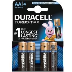 Duracell Turbo Max LR6 AA   Bateria Alkaliczna