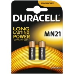 Duracell MN21 V23GA 23A   Bateria Alkaliczna   2 szt.