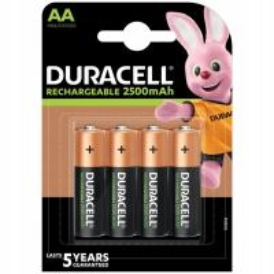 Duracell Duralock R6 AA   Akumulatorki 2500 mAh