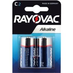 Rayovac Alkaline C - Baterie Alkaliczne