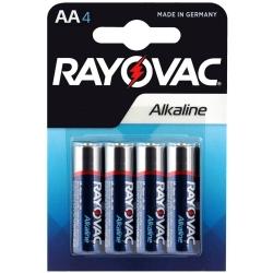 Rayovac Alkaline LR6 AA - Baterie Alkaliczne